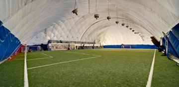 montclair indoor turf field