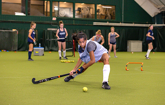 field hockey training