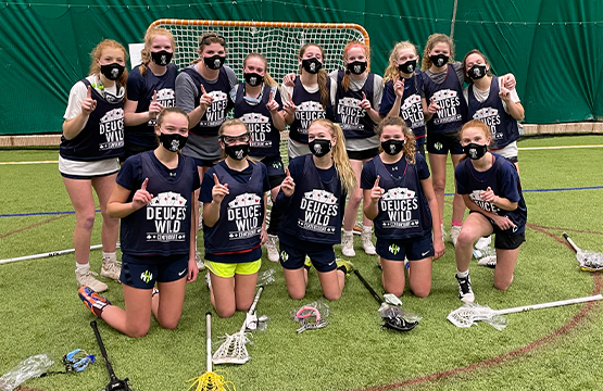 Girls Lacrosse Leagues