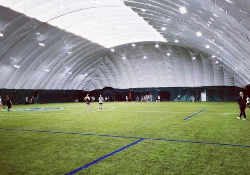 New Sports Dome in Marlboro Provides More Training Opportunities For Local Athletes